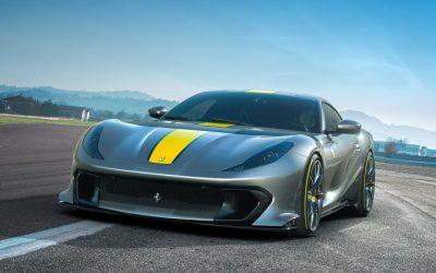 La nuova Ferrari 812 Versione Speciale