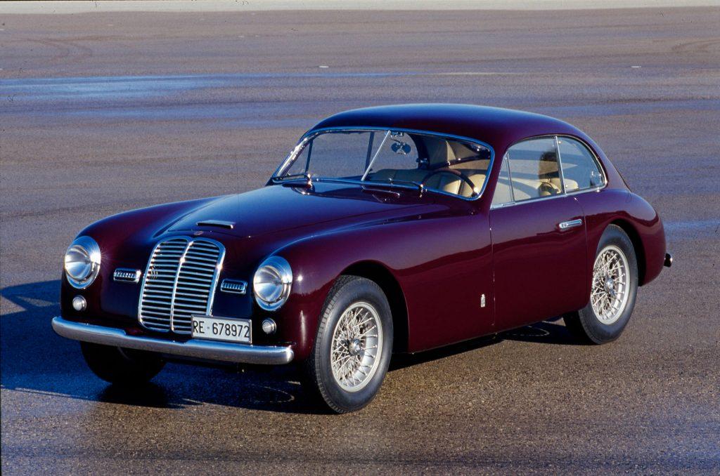 maserati storia di un icona italiana Maserati A6 1500 Granturismo