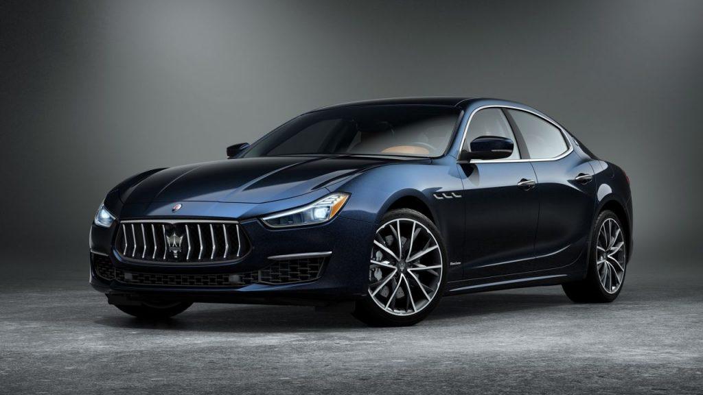 Maserati Ghibli 3.0 V6 Q4 Gran Lusso