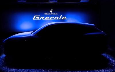 Nuova Maserati Grecale