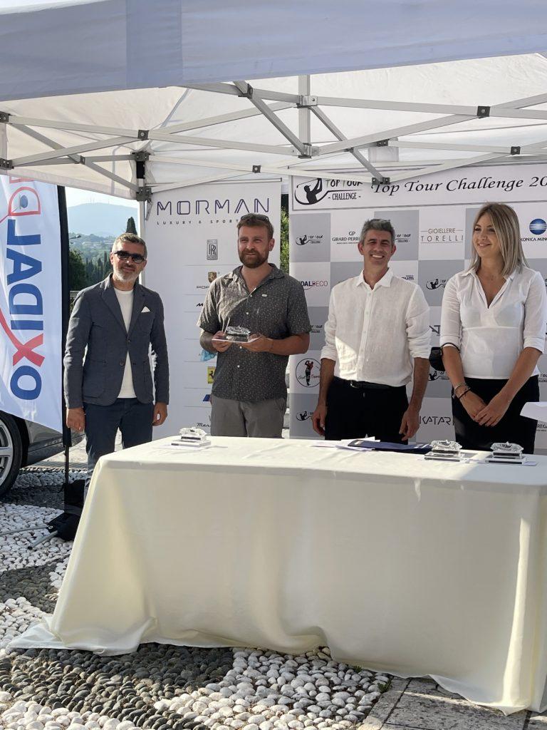 Morman al Top Tour Challange 2021 Garda Golf Soiano del Lago (BS)
