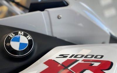 BMW Motorrad S1000 XR… non solo auto