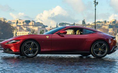 Ferrari Roma. Il nuovo benchmark.